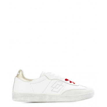 Sneaker Brasil Select LTH W White