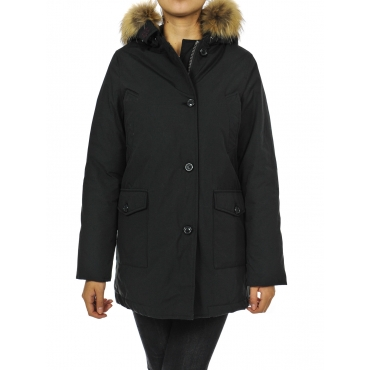 Eskimo donna Lindsay in piuma black