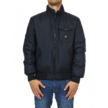 Giubbotto uomo Captain reversibile DARK BLUE