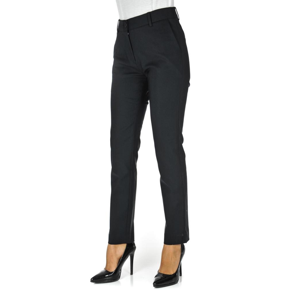 Pantalone a sigaretta BLACK