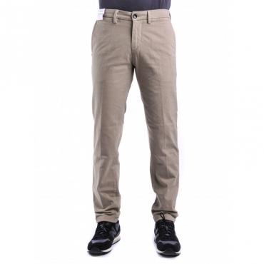 Pantalone slim fit BEIGE