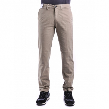 Pantalone slim fit BEIGE