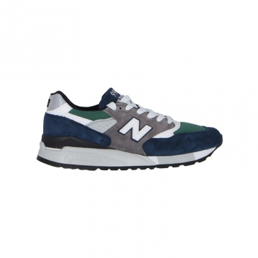 Sneakers limited edition 998 suede/mesh BLU