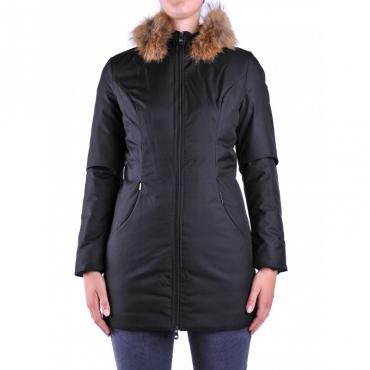 Wool refined jacket NERO