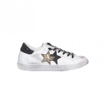 Sneaker low BIANCO/NERO