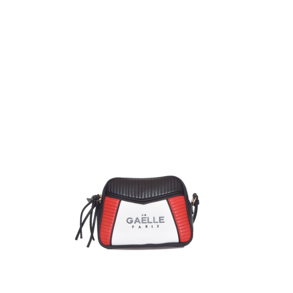 negozio online fd733 30141 Gaelle paris - Tracolla tricolore UNICA - Borse |Bowdoo.com