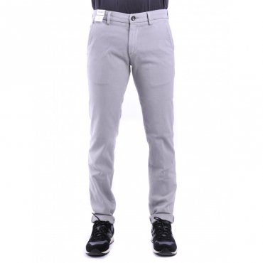 Pantalone slim fit GHIACCIO