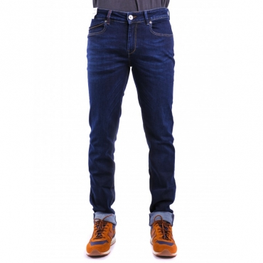 Jeans slim fit medio chiaro DENIM
