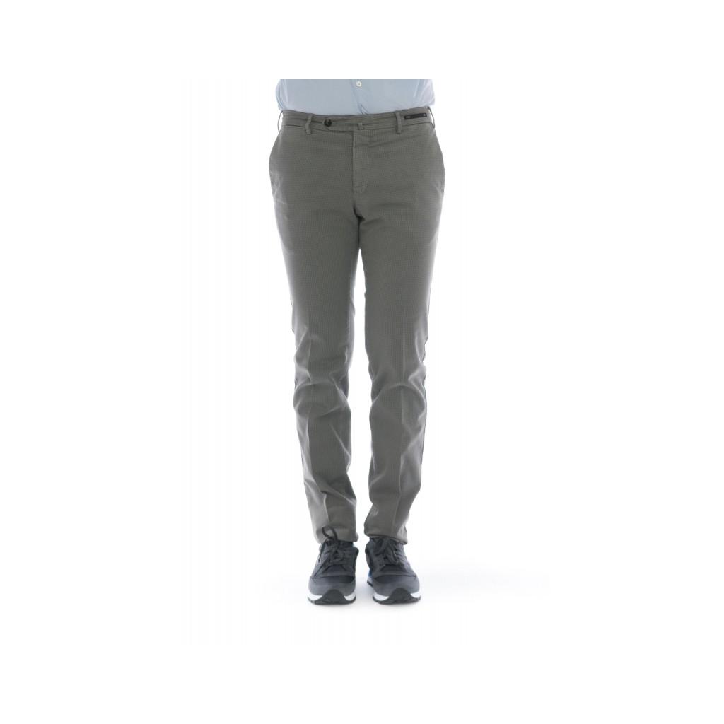 Pantalone uomo - Cpdt01z nt93 super slim stampato 0256 - Grigio