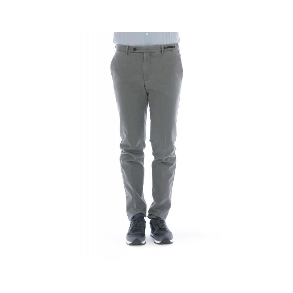 Pantalone uomo - Cpdl01z tu65 lavato super slim 0230 - Grigio