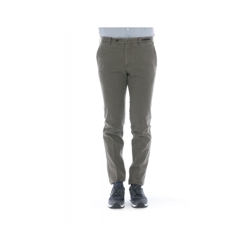 Pantalone uomo - Cpdl01z tu65 lavato super slim 0120 - Nocciola