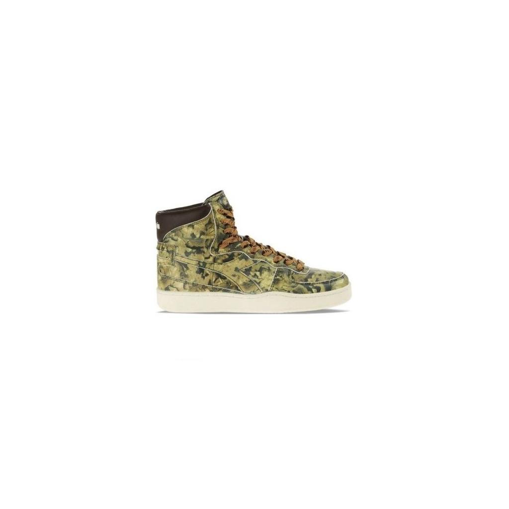 Mi Basket Shoes Alta Pa Diadora Ed Limited Scarpa Foliage q6azFwBn