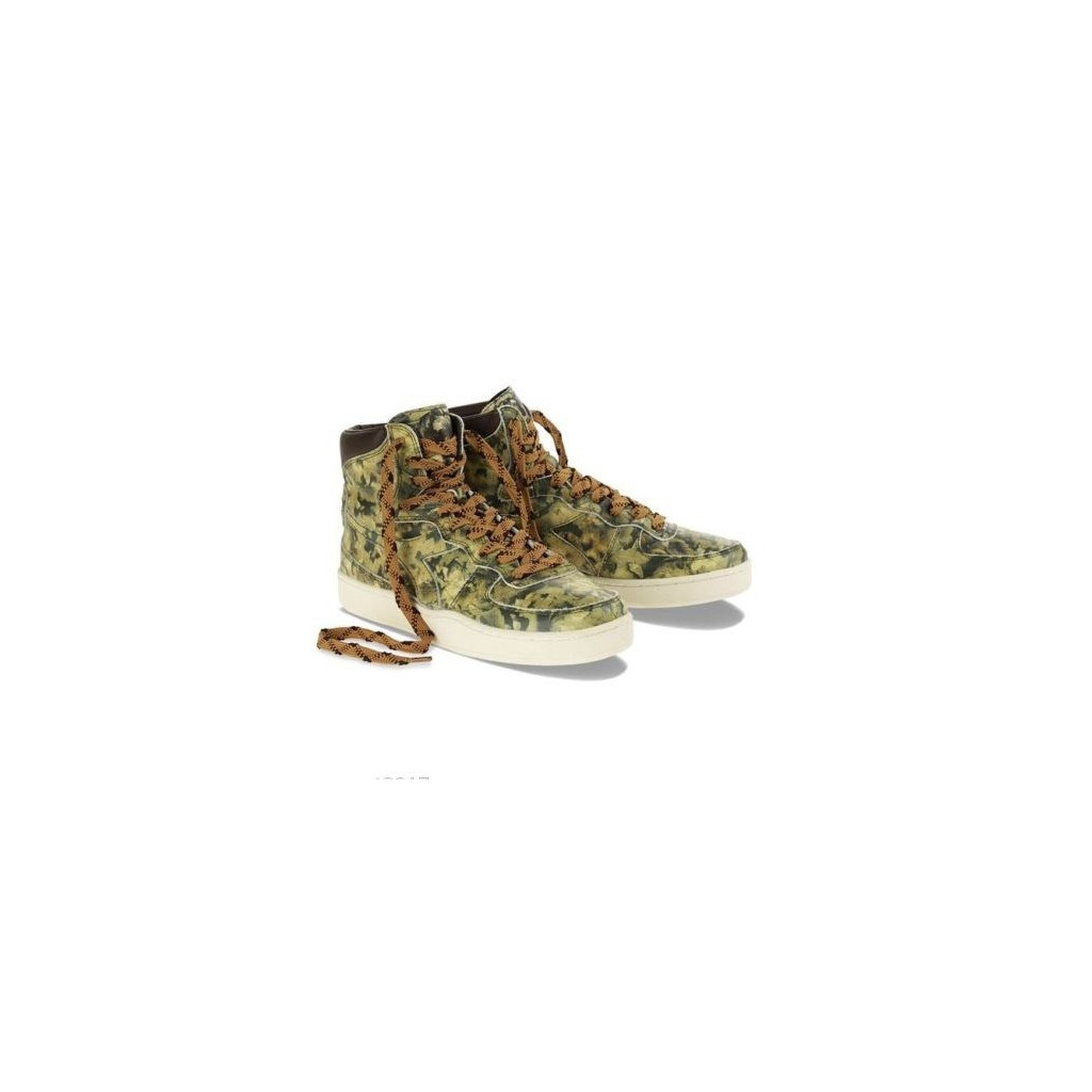 SCARPA ALTA DIADORA SHOES MI BASKET FOLIAGE PA LIMITED EDITION Camo/Colonial Brown unico