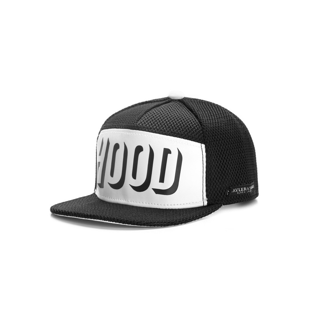 HAT SNAPBACK CAYLER SONS CAP SNAPBACK HOOD LOVE Black / White unique