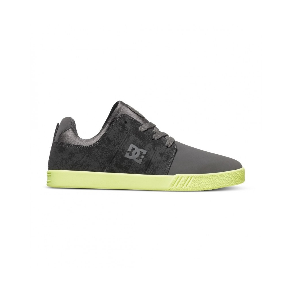 SCARPA BASSA DC SHOES RD JAG Grey/Yellow unico