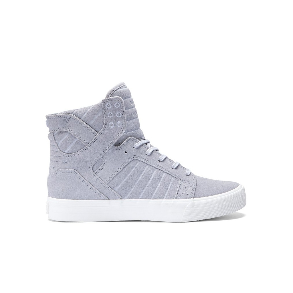 Shoes High Supra Shoes Shoes Skytop Hf Lightgrey Offwhite