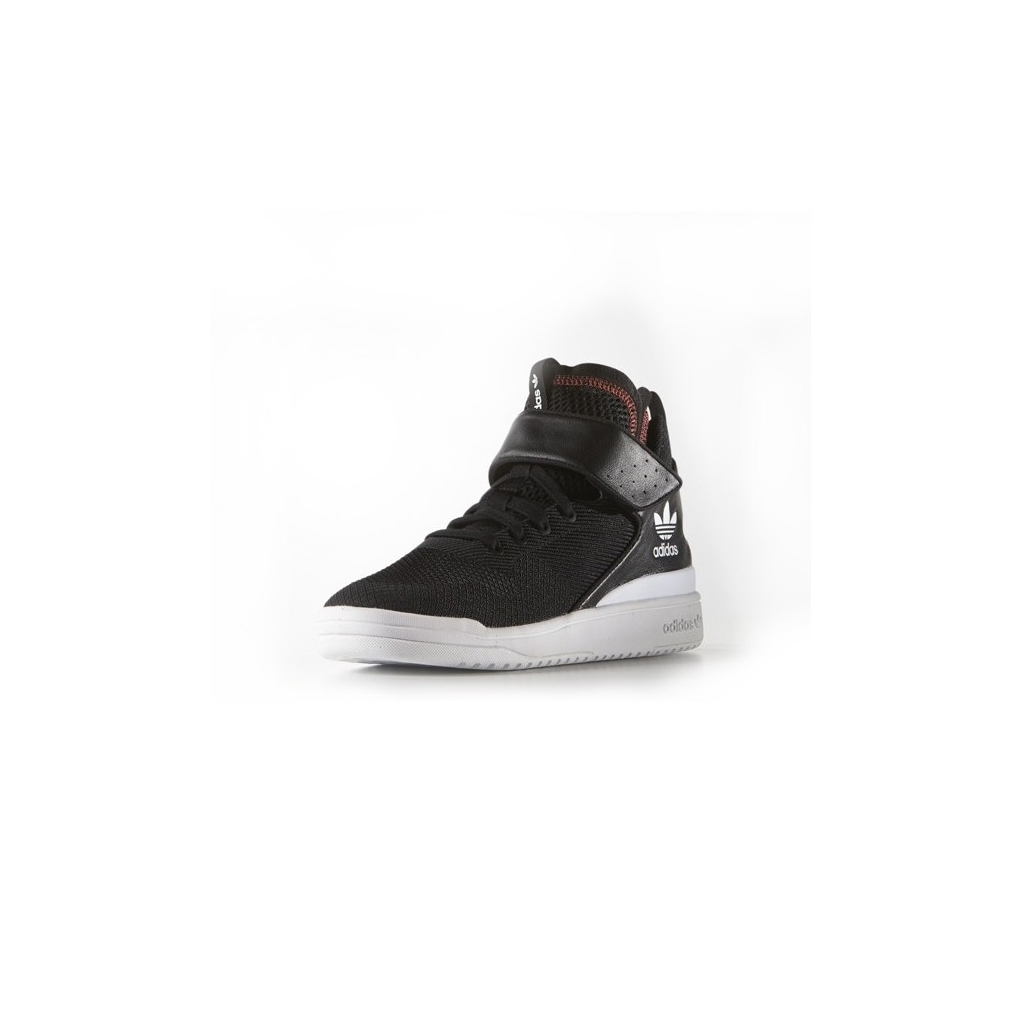 SCARPA ALTA ADIDAS SHOES FORUM MID VERITAS X Black/Black/White unico