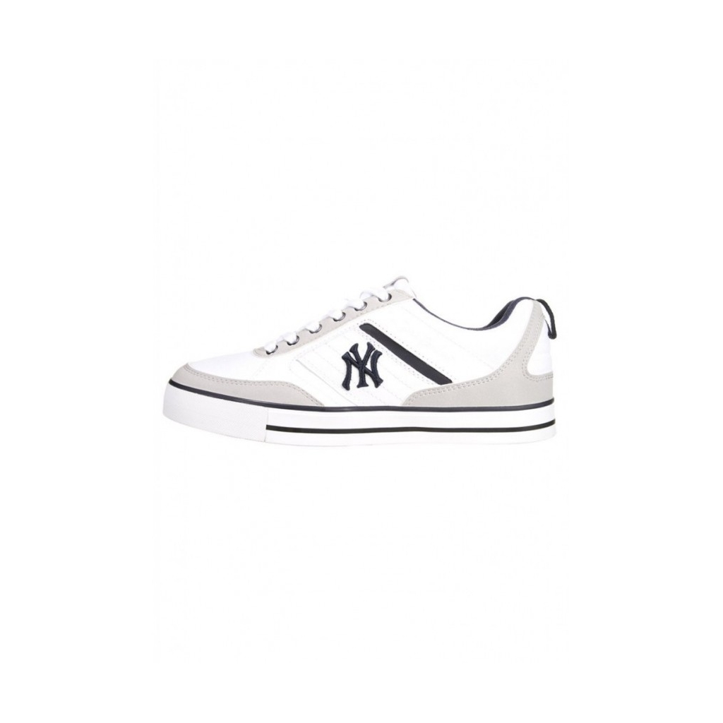 SCARPA BASSA NEW YORK YANKEES SHOES VADIM LOW White/LightGrey/DarkNavy unico