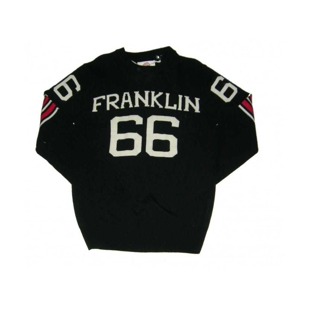 MAGLIONE FRANKLIN  MARSHALL MAGLIONE FRANKLIN 66 Black unico