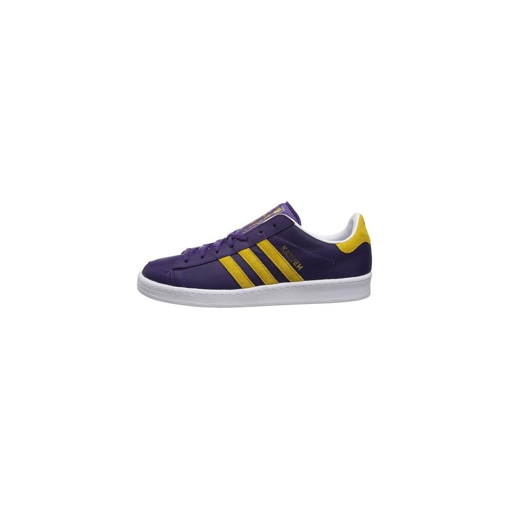 SCARPA BASSA ADIDAS SHOES JABBAR LO ORIGINALS Purple/Gold unico