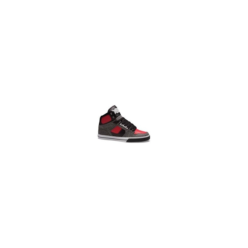 SCARPA ALTA OSIRIS SHOES NYC 83 VLC Grey/Red/Black unico
