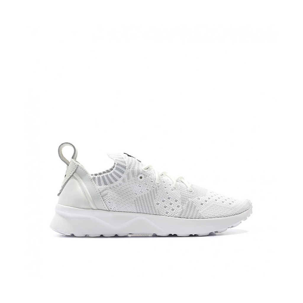 0ddc16727 LOW SHOE W ZX FLUX ADV VIRTUE PRIMEKNIT PK WHITE