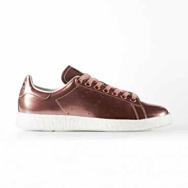 SCARPA BASSA W STAN SMITH BOOST BRONZO