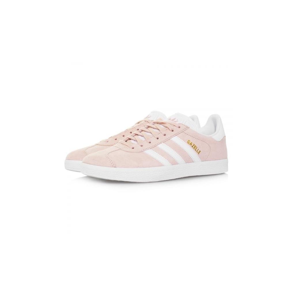 ADIDAS SNEAKERS GAZELLE BB5472 rosa CAMOSCIO scarpa scarpe