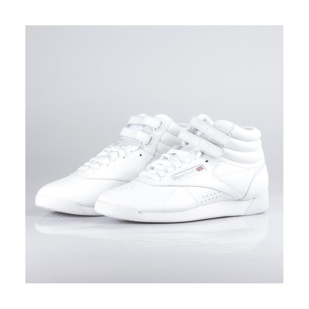 Hi Bianco Scarpa Alta W 37 Freestyle zwtAtxr