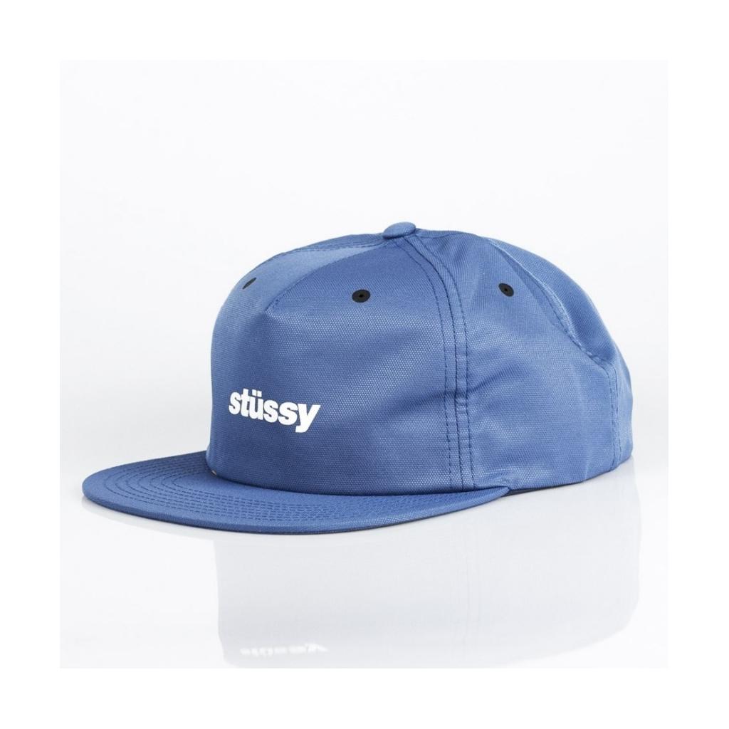 ... CAPPELLO SNAPBACK POLY DOBY CAP BLUE ... e1d68ffd0710