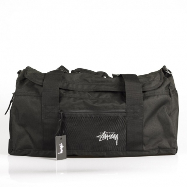 BORSA STOCK DUFFLE BAG BLACK