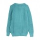 MAGLIONE WINTER SWEAT TURQUOISE