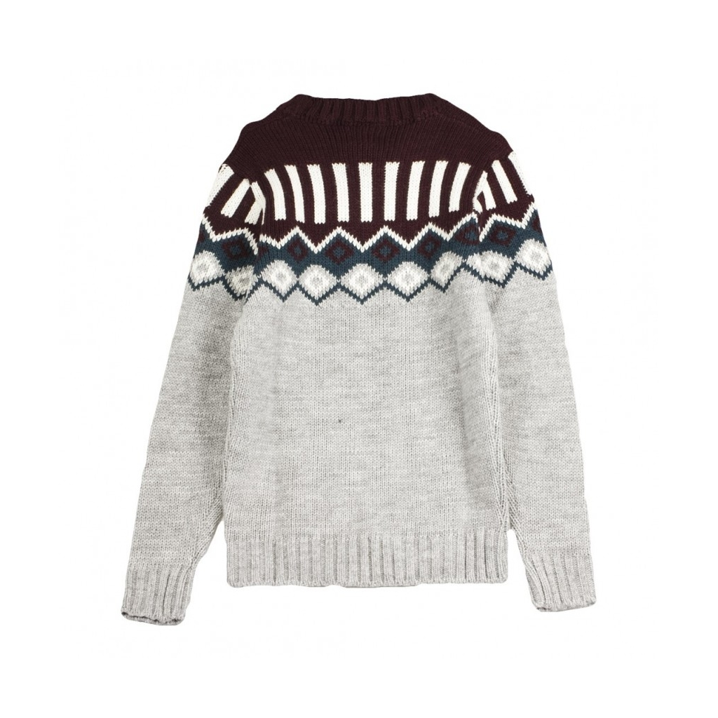 MAGLIONE MOUNTAIN MAYA HEATHER GREY