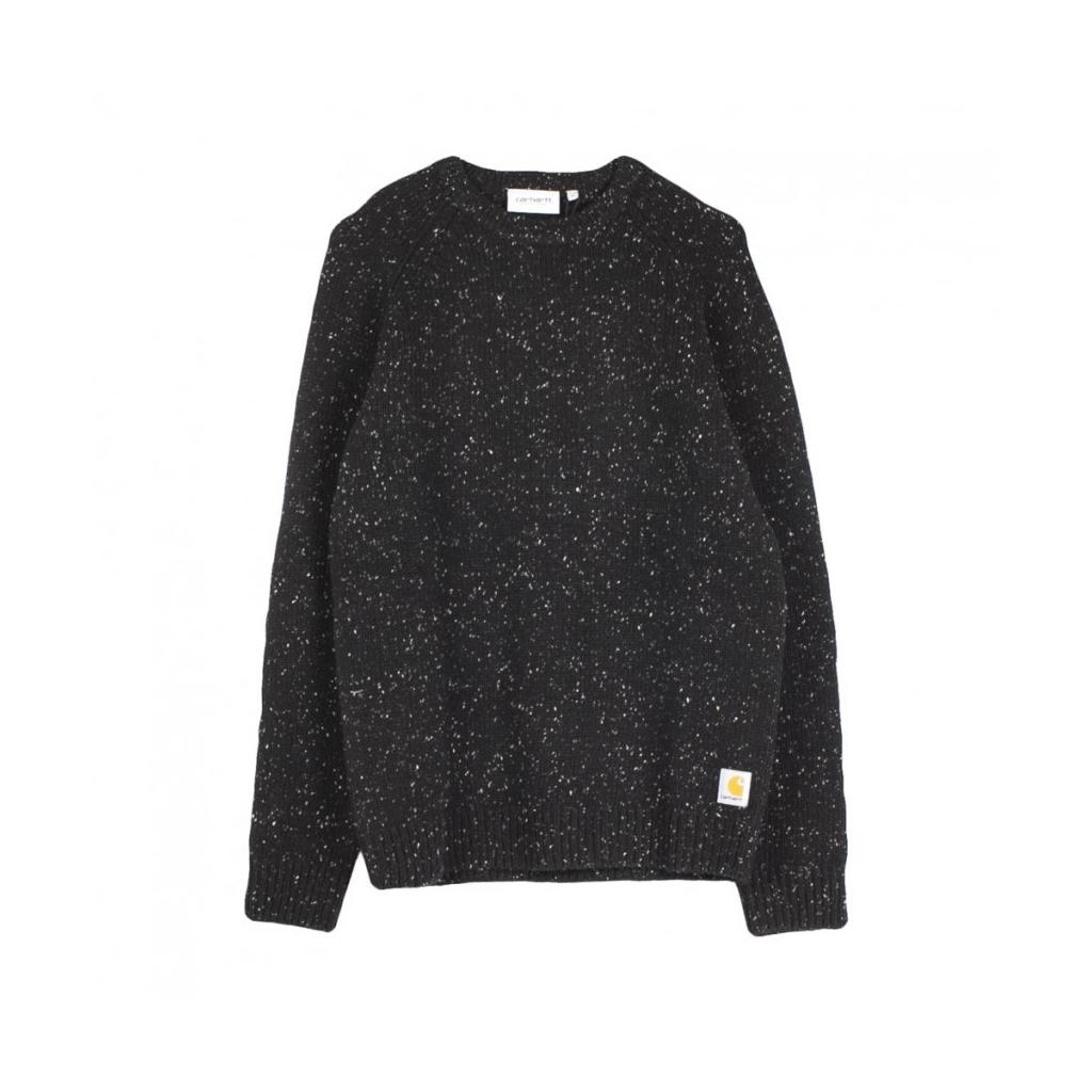 Carhartt Anglistic Maglione Sweater Girocollo M Ebay Heather Black 7P5qp5xwnR