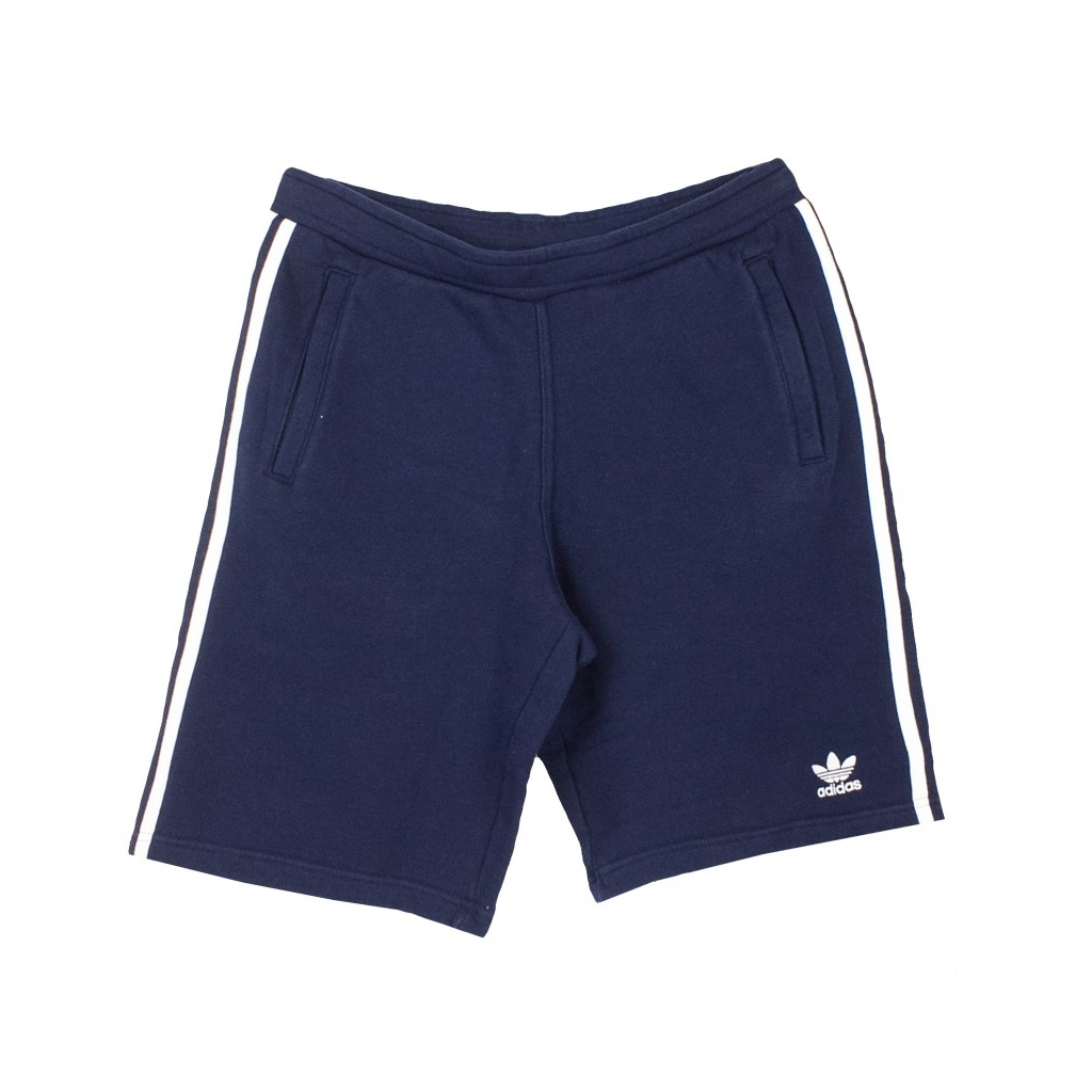 PANTALONE CORTO 3-STRIPES SHORT COLLEGIATE NAVY