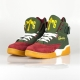 SCARPA ALTA 33 HI SEATTLE SYCAMORE/BIKING RED/GOLD