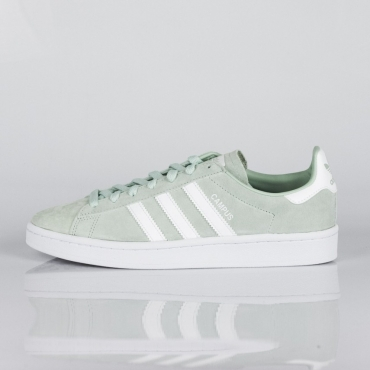 SCARPA BASSA CAMPUS ASH GREEN/WHITE