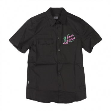 CAMICIA PIN-UP BLACK