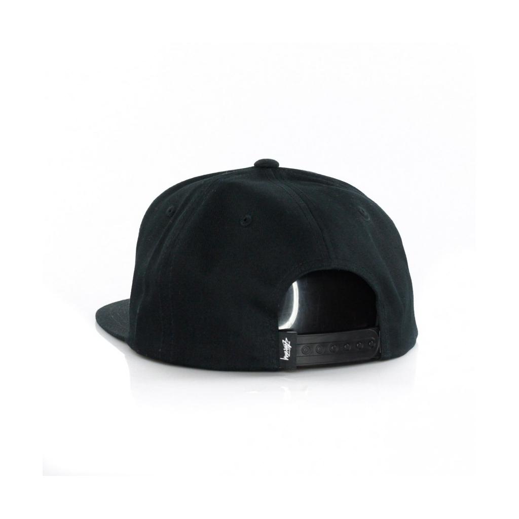 CAPPELLO SNAPBACK SS-LINK SP18 CAP BLACK ... f4d115a21263