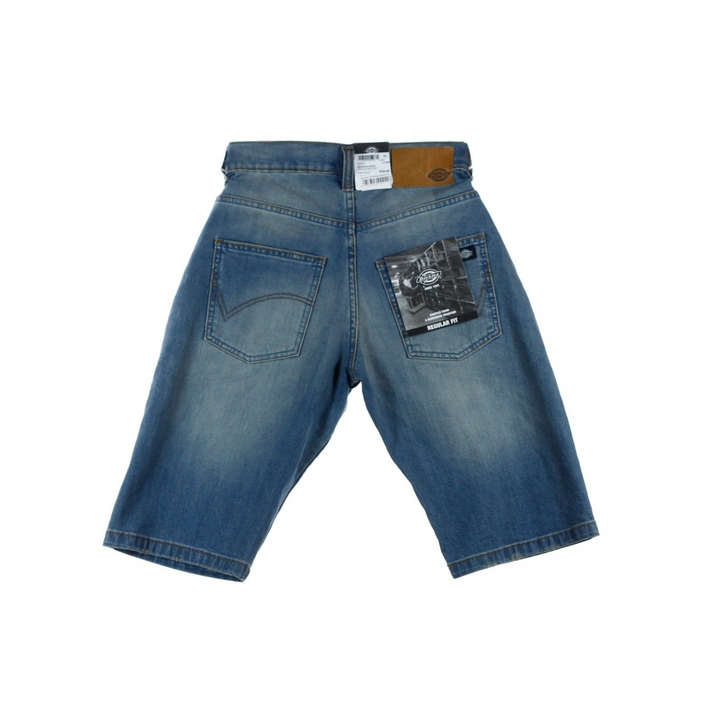 PANTALONE CORTO MICHIGAN SHORT LIGHT BLUE