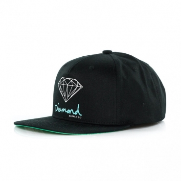 CAPPELLO SNAPBACK OG SIGN SB CORE BLACK