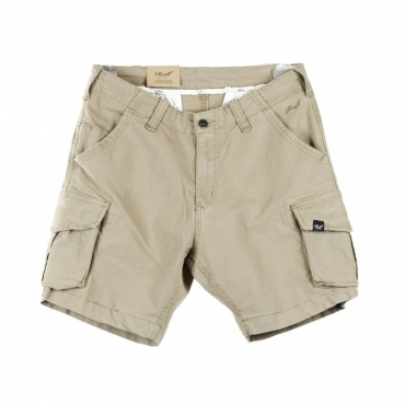 PANTALONE CORTO CITY CARGO SHORT DARK SAND