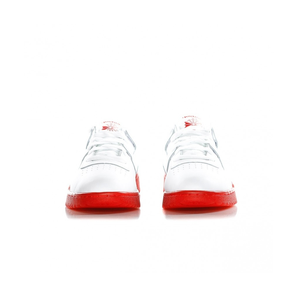 LOW SHOE WORKOUT CLEAN RIPPLE ICE WHITE   PRIMAL RED   ICE  c41b47169
