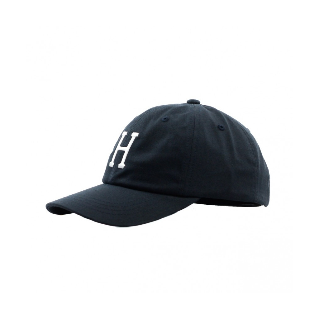 1143917091d VISUAL CURVE CLASSIC H HAT CURVED VISOR MIDNIGHT BLUE
