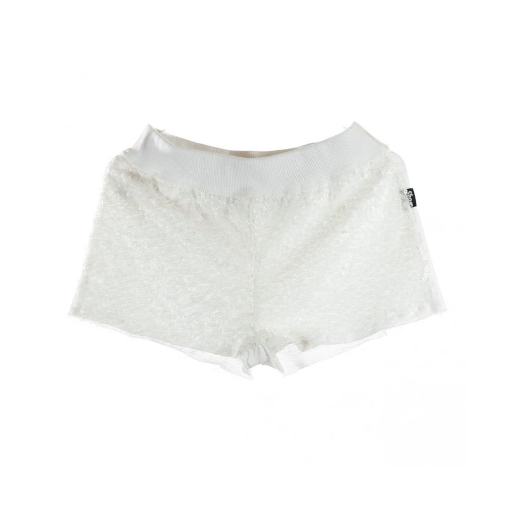 Basic white Pantalone Yellow Corto Pantalone Corto DE2IWHe9Y