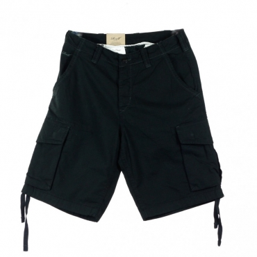 PANTALONE CORTO NEW CARGO SHORT BLACK
