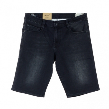 PANTALONE CORTO RAFTER SHORT 2 BLACK DENIM