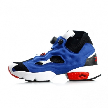 SCARPA ALTA INSTAPUMP FURY OG ULTRAKNIT BLACK/TEAM DARK ROYAL/RED