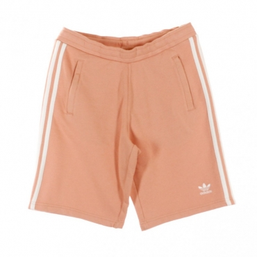 PANTALONE CORTO 3-STRIPES SHORT DUST PINK