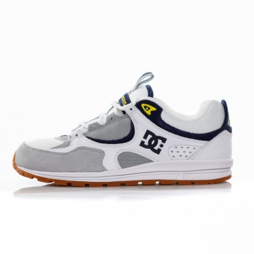 SCARPA BASSA KALIS LITE WHITE/GREY/YELLOW